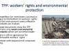TPP workers' Rights & environmental protection