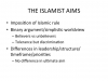 The Islamist Aims