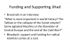 Funding & Supporting Jihad
